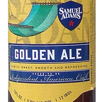 Beer Man: Samuel Adams delivers an ale that's golden, indeed