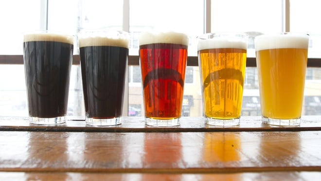 More than 150 beers will be poured during the New Jersey Beer & Food Festival.