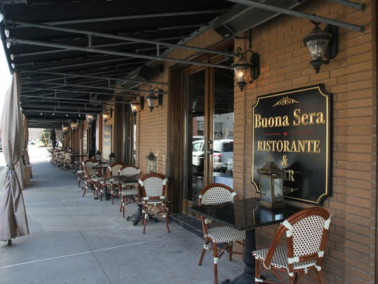 Buona Sera has been booming in Red Bank for 17 years.