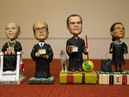 Supreme Court Bobbleheads