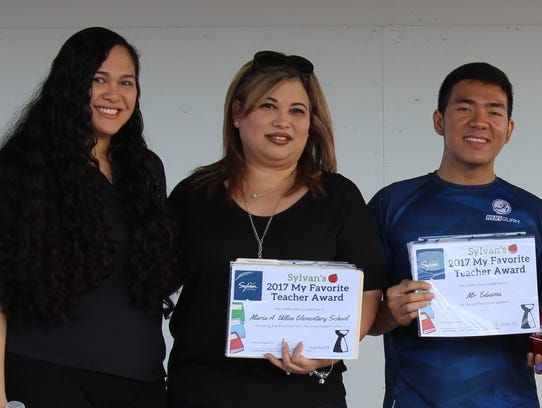 Congratulations to Maria Ulloa Elementary School's