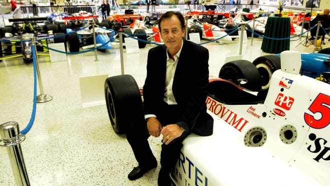 Arie Luyendyk ran a 239.260 mph lap in practice in 1996, then set the track record of 237.498 in qualifying later that month.