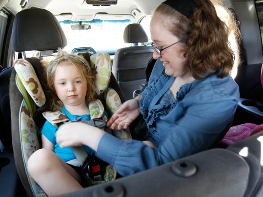 CDC: Too many children still dying in car crashes
