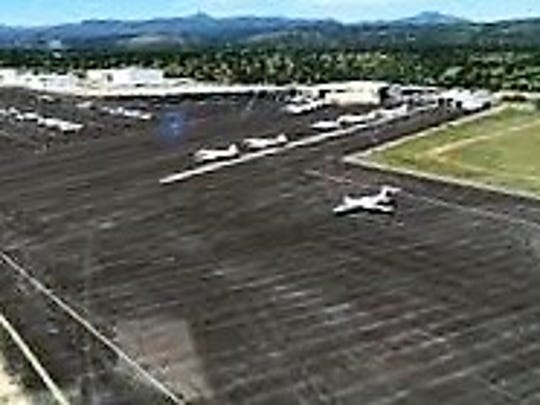 Sierra Blanca Regional Airport in Ruidoso was not on the list.