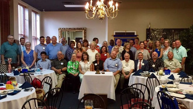 The Rotary Club of Greater Anderson met on June 29.