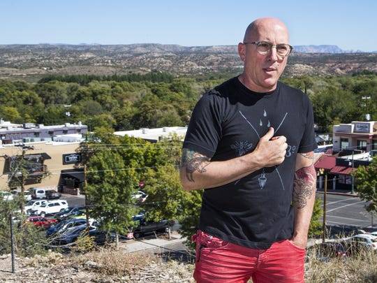 Maynard James Keenan, the singer for the band Tool, has an outpost of his Cottonwood Merkin Vineyards in Old Town Scottsdale.