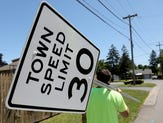 Slow your roll: Communities aim for safer roads with lower speed limits