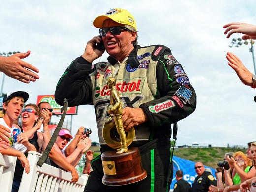John Force Forces Immediate Resignation Of Crew Chief Jimmy Prock