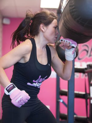 Fitness can come in many forms, such as workouts offered by Jabz Boxing  and the Body Lab.