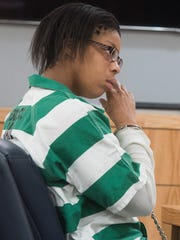 Britnee Miller is back in an Escambia County court
