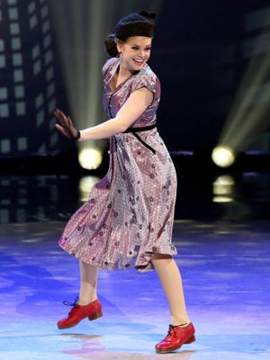 "Valerie Rockey is a Top 4 competitor on ""So You Think You Can Dance."""