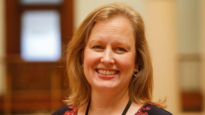 Donna Barton is the spokesperson for Greene County.