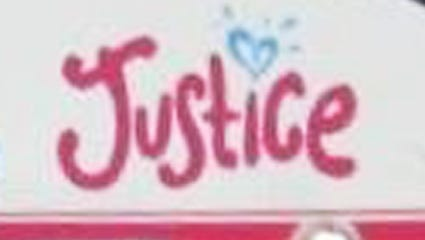 Justice is a popular retail chain for girls