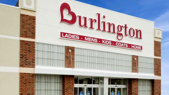 A Burlington store in Upper Darby, Pennsylvania.