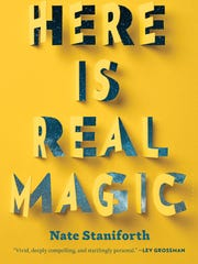 """""""Here is Real Magic: A Magician's Search for Wonder in the Modern World"""""""