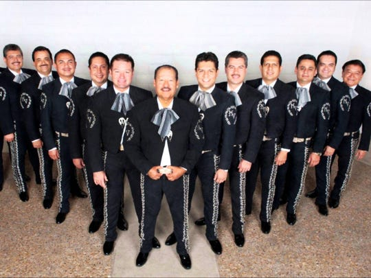 Mariachi Vargas de Tecalitlán will perform at 8 p.m. Feb. 11 at the Plaza Theatre, in El Paso. Tickets are $30-$100 plus fees and are available for purchase through Ticketmaster outlets, www.ticketmaster.com and 800-745-3000.
