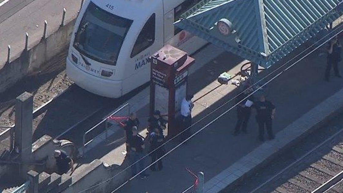 Police identify suspect in fatal 'hate speech' train stabbing