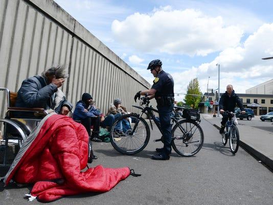 SAL homeless crimes LEAD