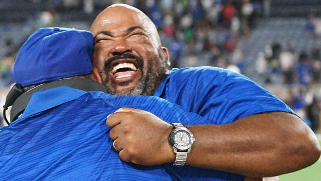 Coach Rod Reed said playing each year in the Southern Heritage Classic at the Liberty Bowl helps Tennessee State in its recruiting effort in Memphis.