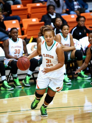Olivia Antilla has been a consistent force for the Rattlers and leads the team in scoring.