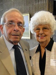 Larry and June Bates