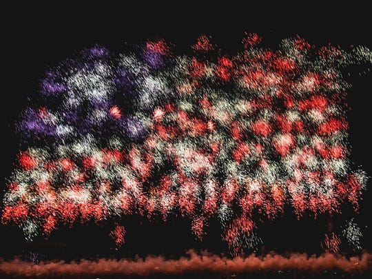 On September 13, 2014, Fireworks by Grucci claimed