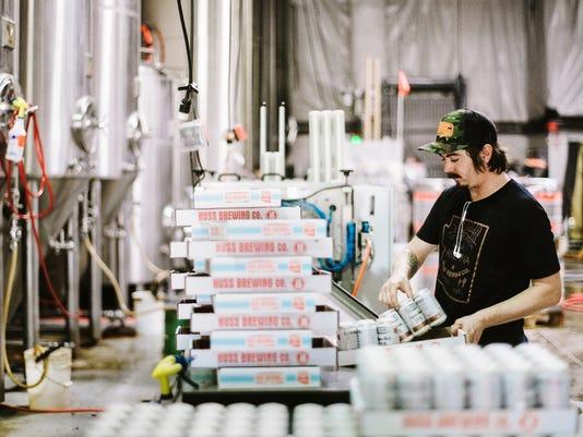 Huss Brewing Company