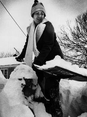 Today in History, January 26, 1978: Great blizzard swirled through Cincinnati