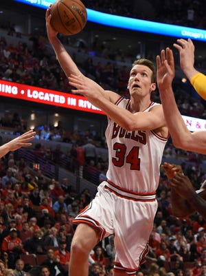 Mike Dunleavy averaged 9.4 points in 63 games — all starts — and shot 41 percent from 3-point range last season.