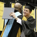 Southern Miss holds fall 2017 commencement ceremonies