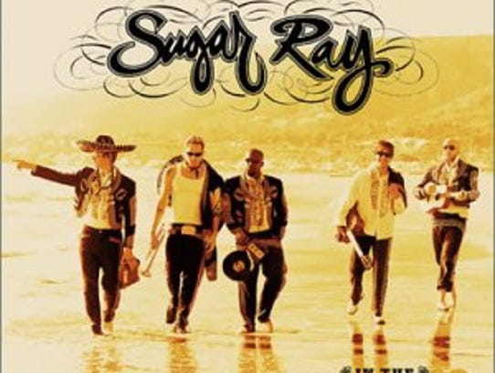 """""""In the Pursuit of Leisure"""" album by Sugar Ray."""