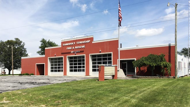 The Sandusky Township Parks Committee will hold a meeting Tuesday on a proposed master plan for 11 acres of property next to the township's building and fire station.
