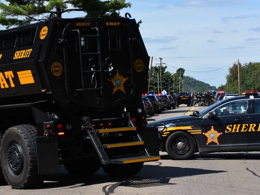 Man dead after Ohio 13 SWAT situation