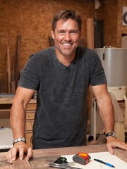 """Tim McClellan was one of six designers who would create unique and multi-functional furniture pieces in pursuit of the chance to win $100,000 on """"Ellen's Design Challenge."""""""