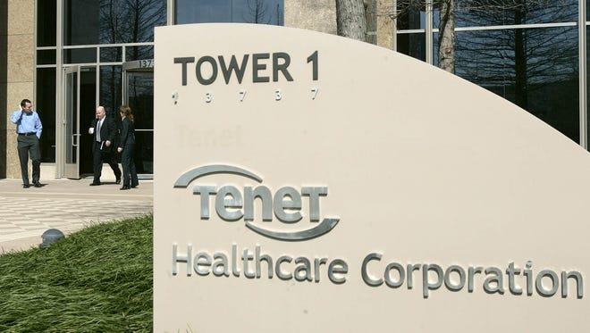 Tenet Healthcare CEO steps down after shareholder pressure