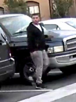 Thousand Oaks police on Thursday were asking for the public's help in identifying a male seen on surveillance footage breaking into vehicles near California Lutheran University earlier this month.