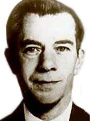 Bank robber Willie Sutton