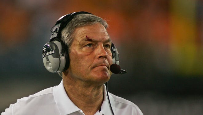 Bloodied at the TaxSlayer Bowl in January, Coach Kirk Ferentz and the Hawkeyes have recovered.
