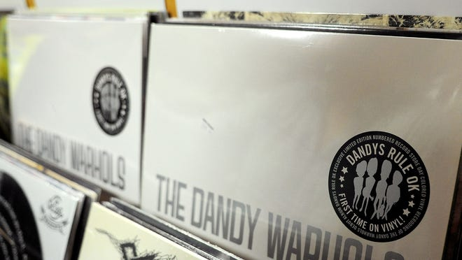 A Record Store Day release from The Dandy Warhols at Ranch Records, on Saturday, April 18.