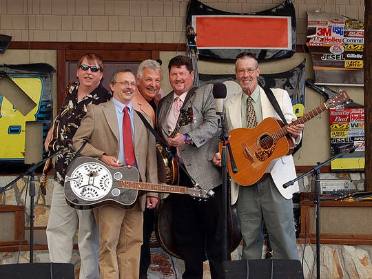 Mark Templeton & Pocket Change perform Saturday, Sept. 10 at Grottoes Music Festival's 31st annual Bluegrass in the Park.