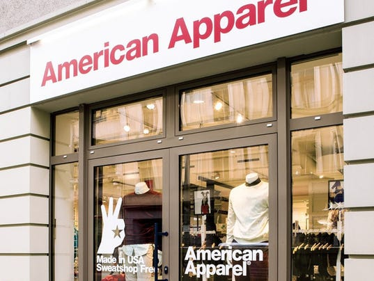 AP AMERICAN APPAREL NEW BERLIN STORE