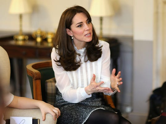 Duchess Kate, editor