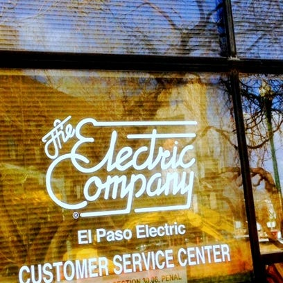 El Paso Electric's customer service center is on the
