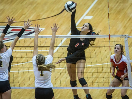 Wapahani defeated Speedway in their Class 2A State