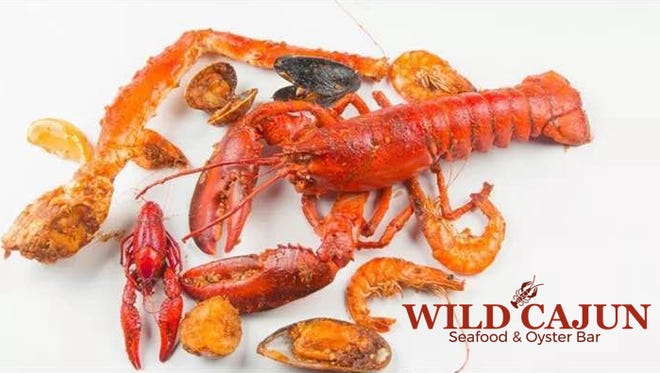 Wild Cajun is a new seafood and oyster bar.