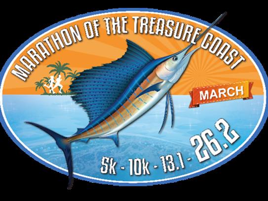 The 2019 Marathon of the Treasure Coast races are set