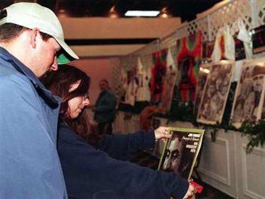 The Lansing Record & CD Show will take place on Saturday.
