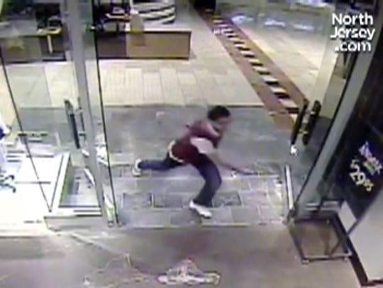 Surveillance cameras captured 20-year old Richard Shoop