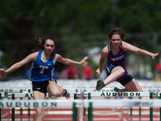 TRACK: Banner day for Sterling girls at Camden Co. meet