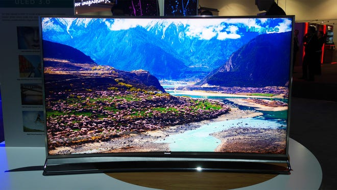 China's top TV maker steps up to the plate with HDR support and quantum dot color.